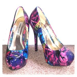 Colorful Steve Madden Heels